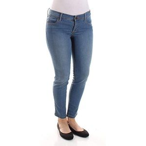 Free People | Roller Coaster Cropped Skinny Jeans